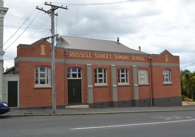Sunday School from Russell Street 2015