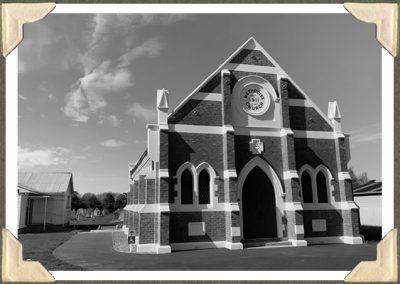 Church Rebuild Social Glue